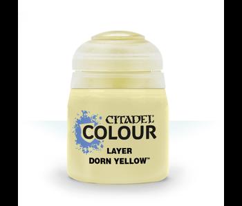 Dorn Yellow (Layer 12ml)