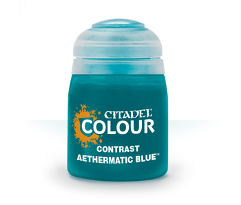 Aethermatic Blue (Contrast 18ml)