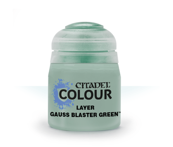 Gauss Blaster Green (Layer 12ml)