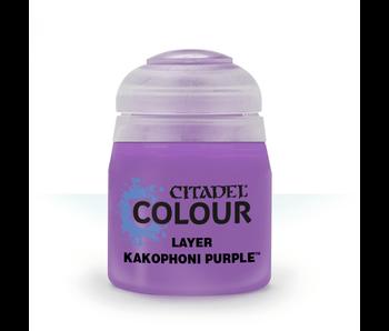 Kakophoni Purple  (Layer 12ml)