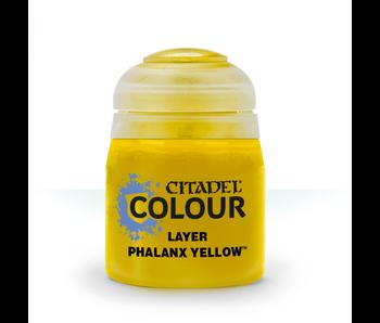 Phalanx Yellow (Layer 12ml)