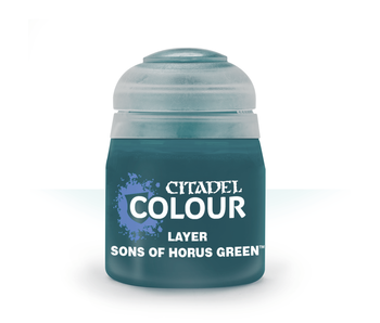 Sons Of Horus Green (Layer 12ml)