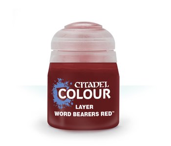 Word Bearers Red (Layer 12ml)