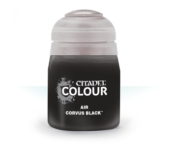 Corvus Black (Air 24ml)