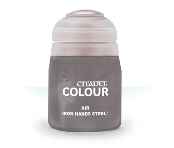 Iron Hands Steel (Air 24ml)
