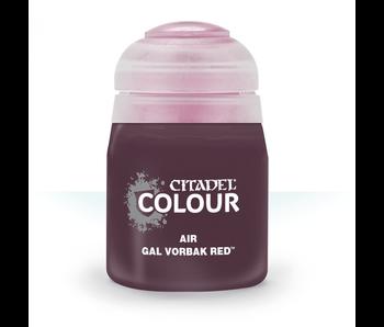 Gal Vorbak Red (Air 24ml)