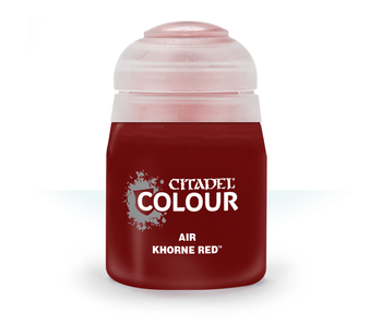 Khorne Red (Air 24ml)