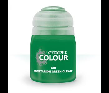 Mortarion Green Clear (Air 24ml)