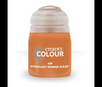 Pyroclast Orange Clear (Air 24ml)
