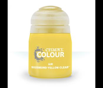 Sigismund Yellow Clear (Air 24ml)
