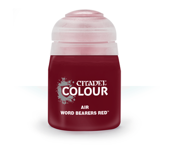 Word Bearers Red (Air 24ml)