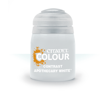 Apothecary White (Contrast 18ml)