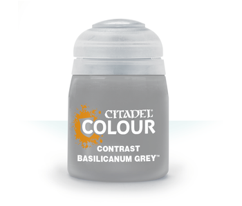 Basilicanum Grey (Contrast 18ml)