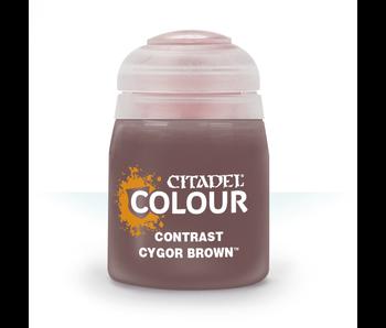 Cygor Brown (Contrast 18ml)