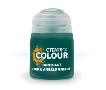 Dark Angels Green (Contrast 18ml)