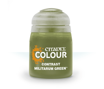 Militarum Green (Contrast 18ml)