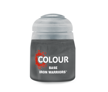 Iron Warriors (Base 12ml)