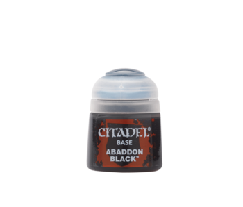 Abaddon Black (Base 12ml)
