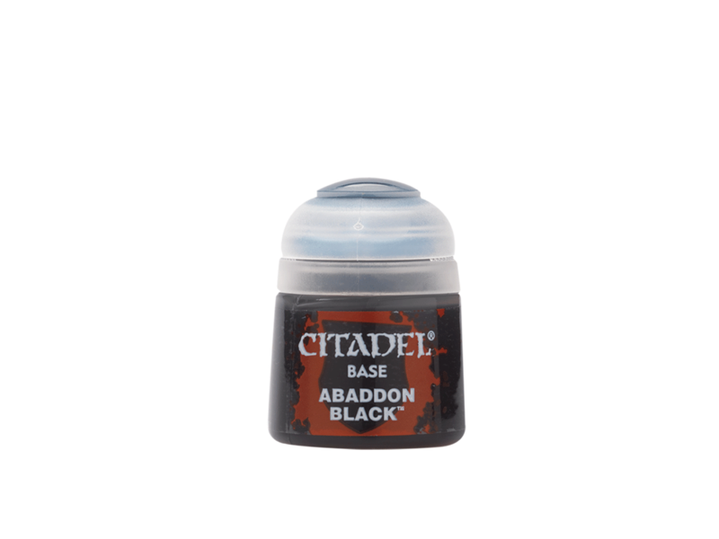 Citadel Abaddon Black (Base 12ml)