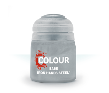 Iron Hands Steel (Base 12ml)