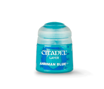 Ahriman Blue (Layer 12ml)