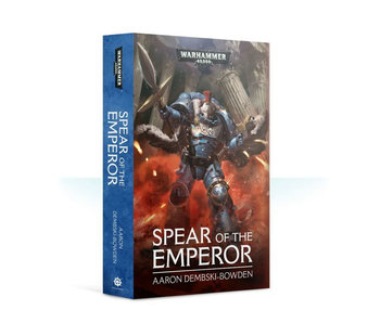 Spear of The Emperor Book (PB) (PRE-ORDER)