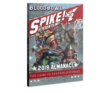 Blood Bowl 2019 Almanac! Book (English)