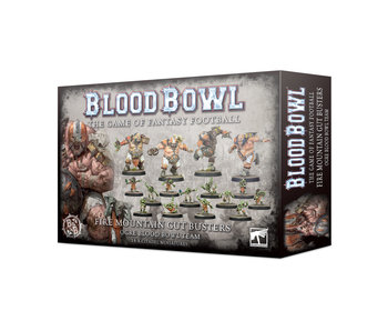 Blood Bowl - Fire Mountain Gut Busters (PRE-ORDER)
