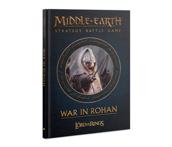 Middle-Earth - War In Rohan Book (PRE-ORDER)