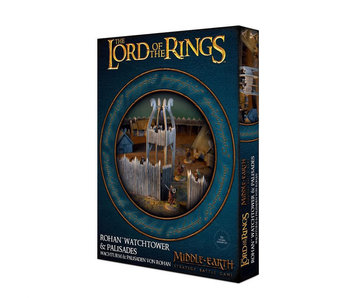 Middle-Earth - Rohan Watchtower & Palisades (PRE-ORDER)