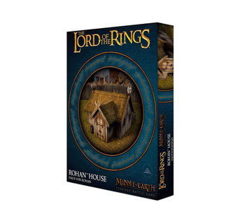 Middle-Earth - Rohan House (PRE-ORDER)