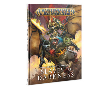 Slaves to Darkness Battletome Book (English) (HB) (PRE-ORDER)