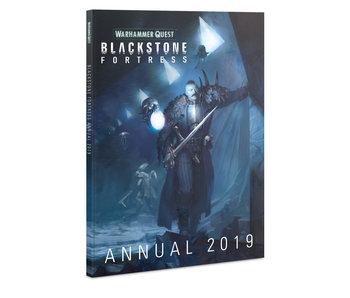 Blackstone Fortress: Annual 2019 Book (Français) (PRE-ORDER)
