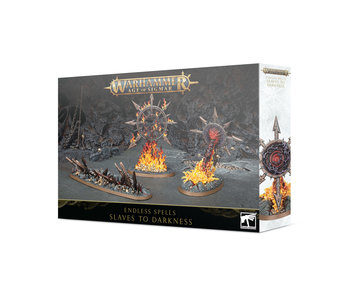 Slaves to Darkness Endless Spells (PRE-ORDER)