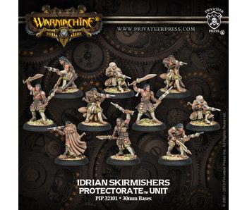 Protectorate of Menoth Ally Idrian Skirmis (10)
