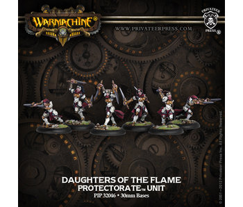 Protectorate of Menoth Daughters Of The Flame Unit