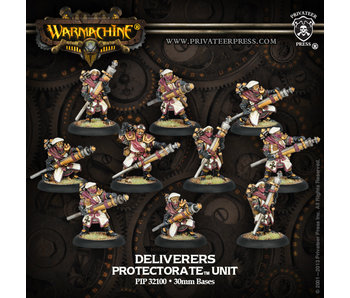 Protectorate of Menoth Deliverers (10)