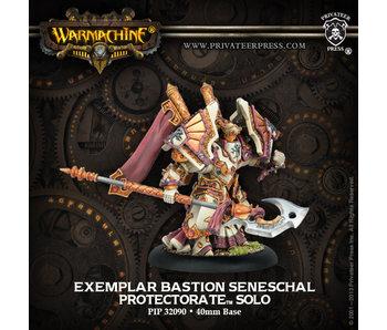 Protectorate of Menoth Exemplar Bastion Seneschal