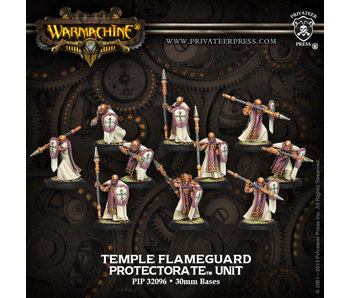 Protectorate of Menoth Flameguard (10)