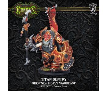 Skorne Heavy Warbeast Titan / Gladiator / Sentry