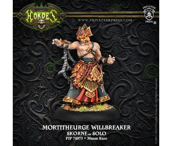 Skorne Mortitheurge Willbreaker Solo
