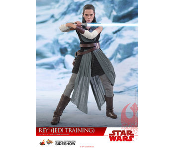 Sideshow - Rey (Jedi Training) Sixth Scale Figure