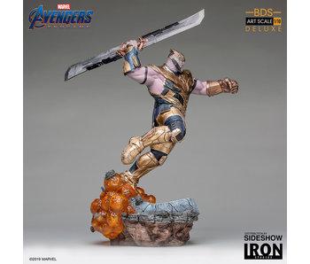 Iron Studios - Thanos (Deluxe version) Statue