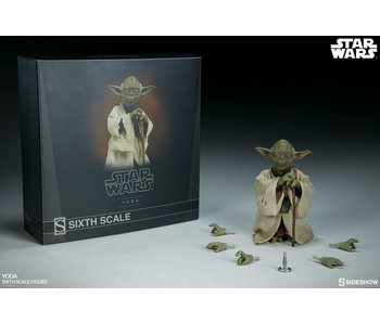 Sideshow - Yoda Sixth Scale Figure