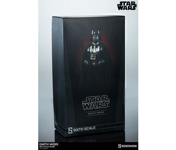 Sideshow - Darth Vader Sixth Scale Figure