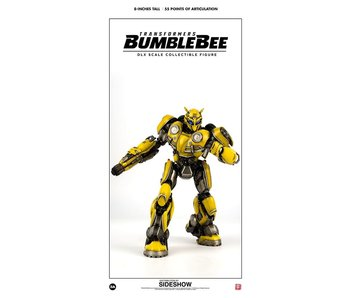 Sideshow - bumblebee DLX Scale cvollectible Figure 3A