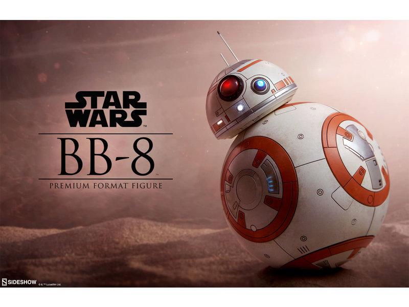 Sideshow Star Wars BB-8 Premium Format Figure - The Force Awaken