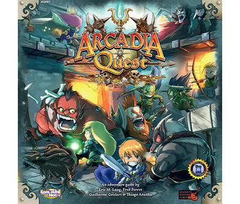 Arcadia Quest - Core Game