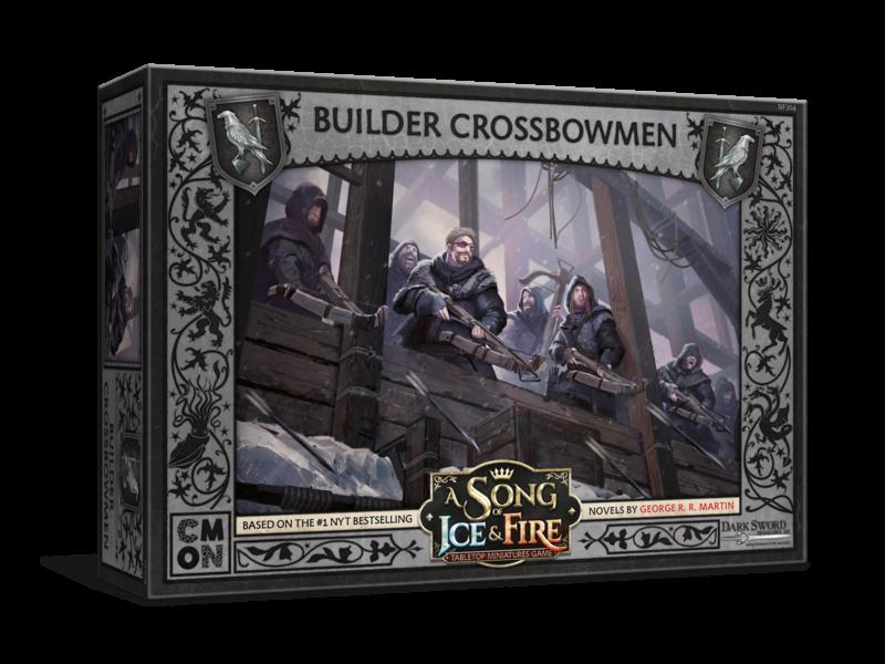 CMON A Song of Ice & Fire - Builder Crossbowmen