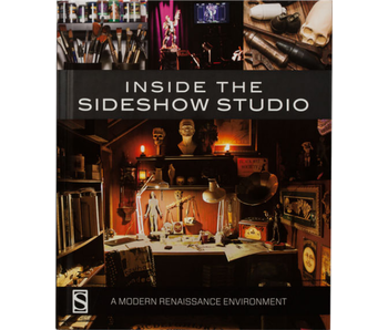 Inside Sideshow Studio Book